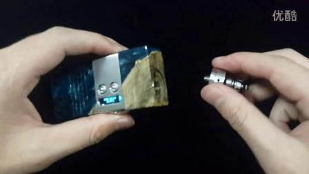 重力蒸汽316 kayfun mini v3 雾化器 kf v3 做芯教程及使用技巧