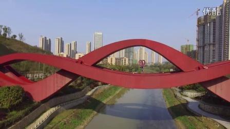 """这是中国最""""性感""""的步行桥,没有之一!"""