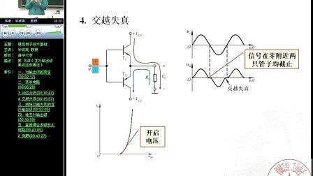 17-模拟电子技术基础-清华大学