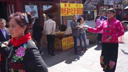 食品街走秀2