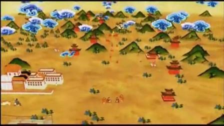 佛教3D动画片《释迦牟尼佛殊胜授记与藏传佛教红教宁玛派祖师莲花生大士》