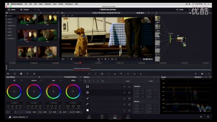 BVE 2016 - DaVinci Resolve 12 Expert Finishing from Rory Cantwell