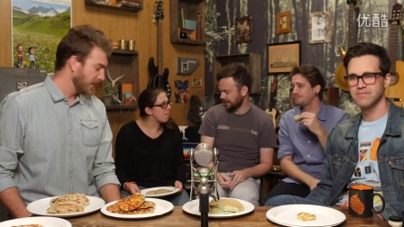 Weird Pancake Taste Test The Mythical Crew|GoodM