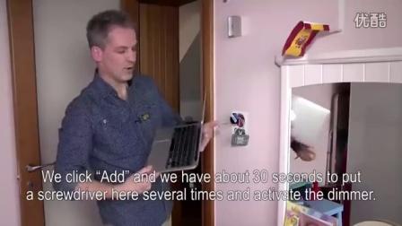 回顾Fibaro智能家居产品安装视频