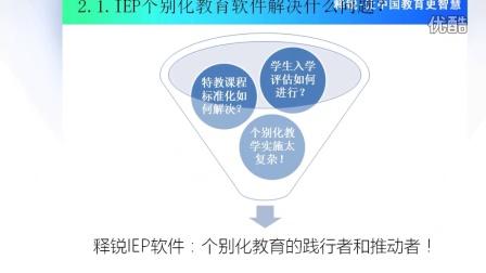 IEP个别化教育软件