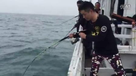 C&Z近海180克铁板竿手感和上鱼速度两不误