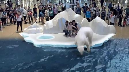 超逼真未来3D全息影像海洋馆