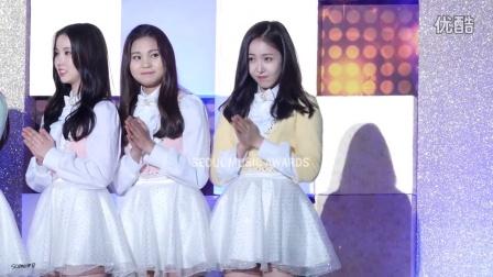 2015年度GFriend各大新人奖受赏 SinB focus by SceneB