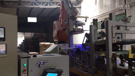搬运机器人喷涂机器人