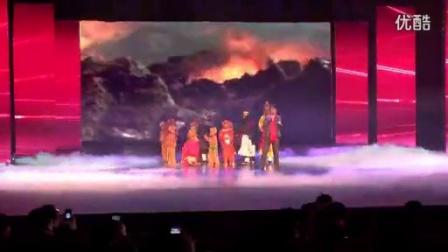 泰安春晚刘恒增演唱:《敢问路在何方》、《好汉歌》