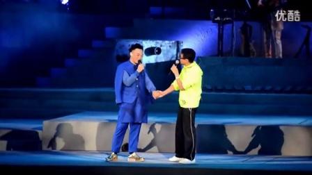 陈奕迅与张学友合唱《每天爱你多一点》