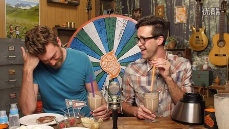 Drinking A Cat Food Smoothie|GoodMythicalMORE