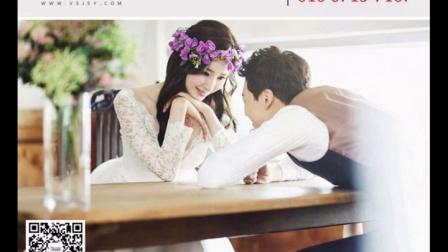 北京个性的韩式婚纱照,太棒了