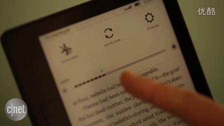 Amazon Kindle Oasis Hands-on