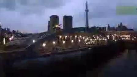 In Japan 这就是日本 晨光中的城市