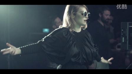 Fendi EyeShine Backstage Video