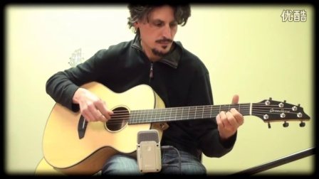 Breedlove Oregon Concert 电箱琴- Fingerstyle Guitar 指弹吉他演示