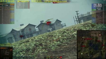 坦克世界风云解说:大巴顿遗憾平局与万伤4005