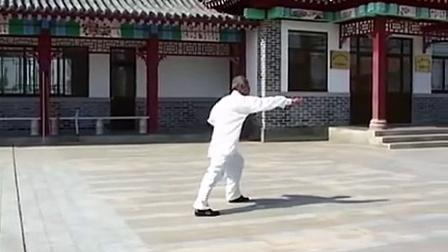 修占先生演练吴式太极拳传统老架83式_标清