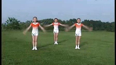 第三套小学生广播体操——七彩阳光广播体操视频(完整版)_标清