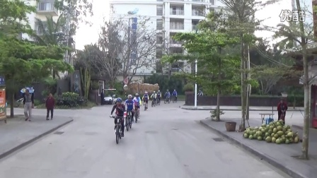 漳州喜德盛2016海南自行车活动