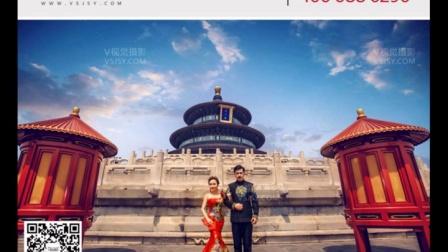 北京韩式婚纱照典范摄影