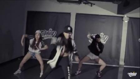 TOPKING舞蹈教练班明星导师菲菲老师编舞作品:COKE BOTTLE - Agnez Mo