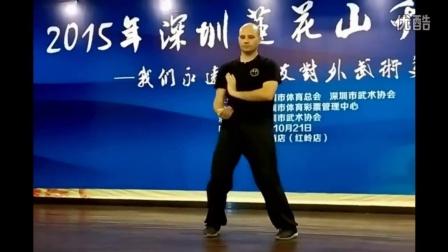 與深圳武術協會 武術交流