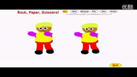 DK英语 Rock Paper Scissors_高清