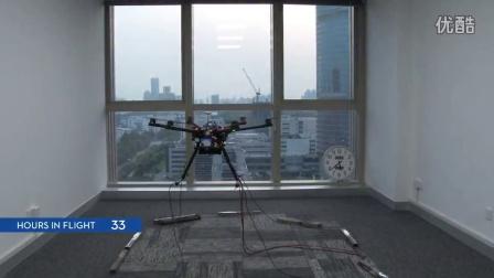 4、大疆筋斗云72 小时飞行测试