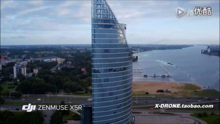 3、大疆禅思X5R航拍相机-色彩调校展示