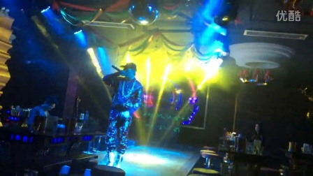 ICE KING 夜店演出(show me)hiphop show time