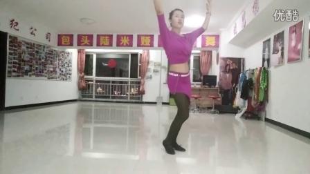 陆米娅东方舞,初级肚皮舞