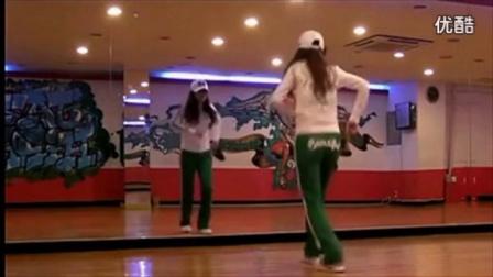 鬼步舞、SEVE舞步教学视频_高清