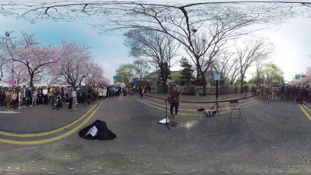 [DOORIBUN_360VR] Jeongseonho_公交车王(过去的瀑布)