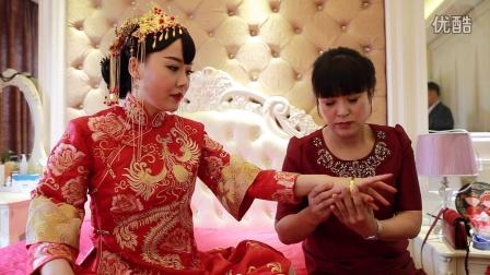 前沿影音快剪作品《中式婚礼》