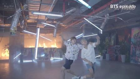 【BtsWings】[Episode] FIRE MV Shooting