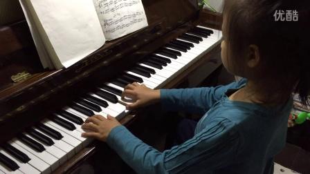 钢琴练习201604295