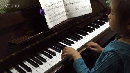 钢琴练习201604296