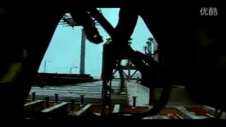 城市工地焊接建筑一组高清实拍视频素材