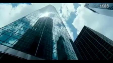 7组商务大厦城市大楼城市高层建筑高楼夜景楼群特写高清...