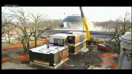 城市建设工地工人焊接建筑高清实拍视频素材_0