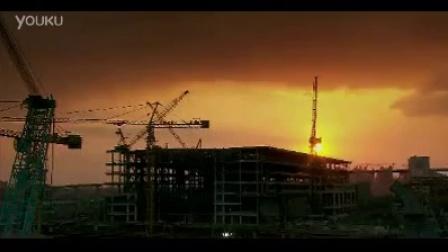 建筑工地施工现场 高清实拍视频素材