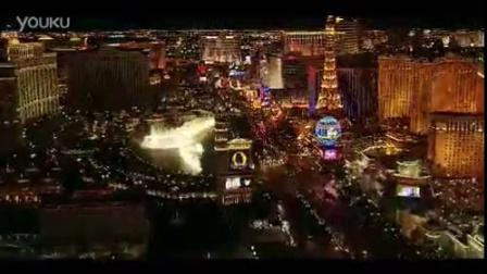 城市高楼灯光夜景3 高清实拍视频素材