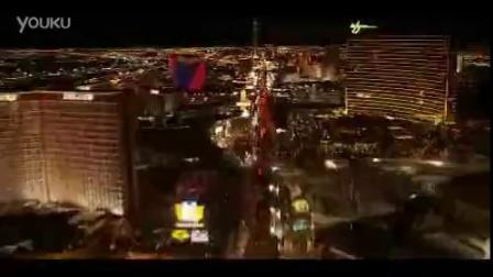 城市高楼灯光夜景街道车流1 高清实拍视频素材