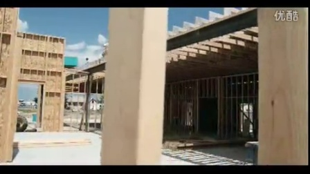 建筑工地 工人建筑 高清实拍视频素材