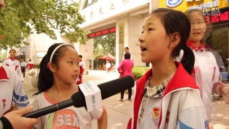 2016诸城多彩教育母亲节采访视频