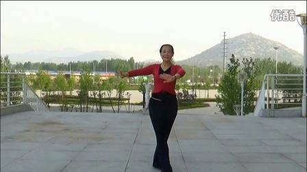 贞贞广场舞《风中的额吉》编舞:応子   廖弟