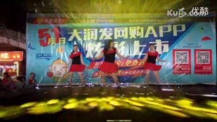 广州5十1广场舞队  头发乱了(三人版)