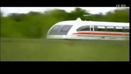 高铁快速运行行驶各组镜头高清实拍视频素材